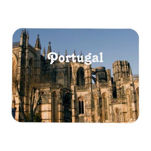 Arquitectura de Portugal Rectangle Magnet