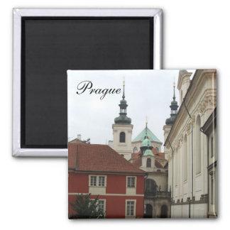 Arquitectura de Praga Imán Cuadrado