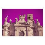Arquitectura de Roma Arte Fotográfico