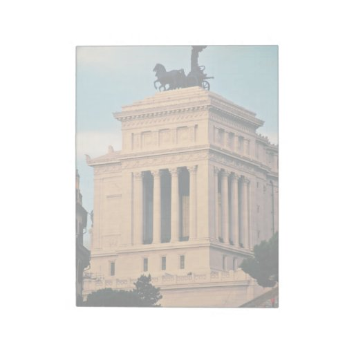 Arquitectura de Roma Bloc De Papel