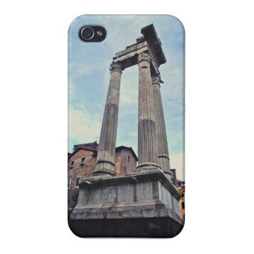 Arquitectura de Roma iPhone 4/4S Fundas