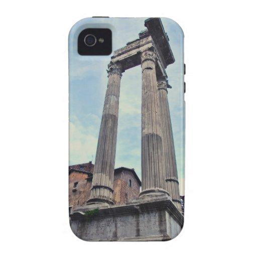Arquitectura de Roma Vibe iPhone 4 Carcasas
