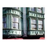 Arquitectura de San Francisco Tarjeta Postal