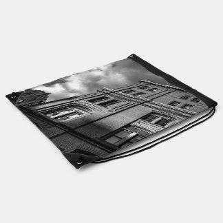 Arquitectura del ladrillo mochila