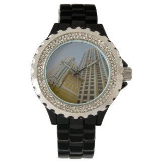 Arquitectura del puerto deportivo de Dubai Relojes