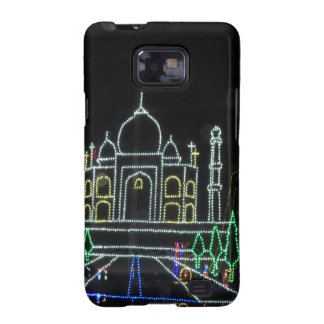 Arquitectura del Taj Mahal el Taj Mahal Mughal Galaxy SII Funda