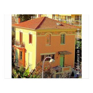 Arquitectura en Niza, Francia Postal