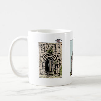 Arquitectura georgiana taza clásica