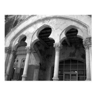 Arquitectura gótica Bombay la India Postal
