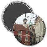 Arquitectura hermosa del imán de Praga