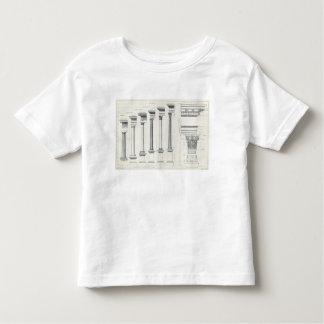 Arquitectura I: Órdenes de la arquitectura Playera De Bebé