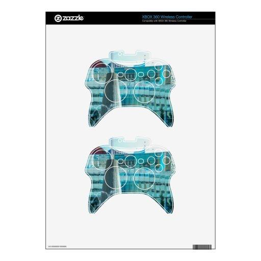 Arquitectura Mando Xbox 360 Skin