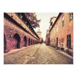Arquitectura medieval de Sibiu Invitación Personalizada