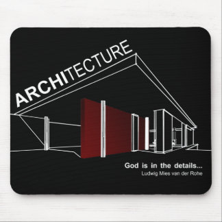 Arquitectura: Mies van der Rohe Alfombrilla De Raton
