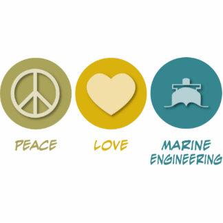 Arquitectura naval del amor de la paz esculturas fotograficas