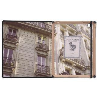 Arquitectura parisiense, fotografía en colores