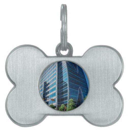 Arquitectura Placa De Nombre De Mascota