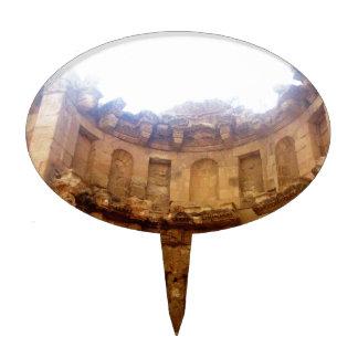 Arquitectura romana de Jerash Decoraciones Para Tartas
