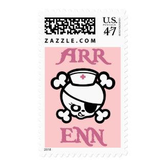 Arr Enn Postage