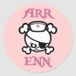 Arr Enn Sticker