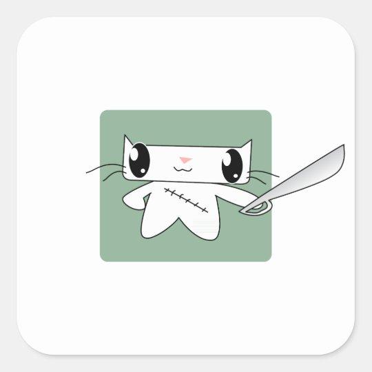 Arr! Square Sticker