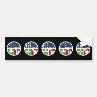 """ARRA Recovery/Stimulus 2"""" Stickers (5) Bumper Stickers"""