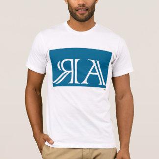 Arraias anagram, Blue. Woman t-shirt
