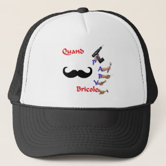 ARRANGE GRANDPA 2.png Trucker Hat