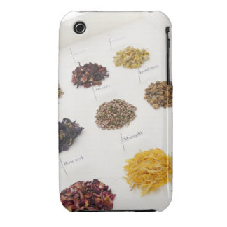 Arranged herbs iPhone 3 covers