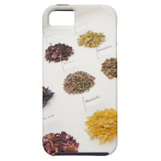 Arranged herbs iPhone SE/5/5s case