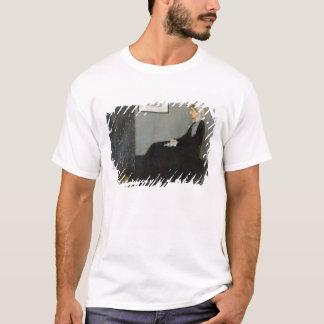 Arrangement in Grey and Black No.1 T-Shirt