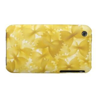 Arrangement of Organic Pasta Bows iPhone 3 Case-Mate Case