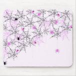Arrastramiento… con un tacto del rosa tapete de raton