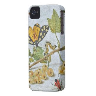 Arrastre de los insectos iPhone 4 carcasa