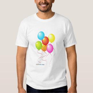 Arrastre de Pub del cumpleaños - Pubvite.com Poleras