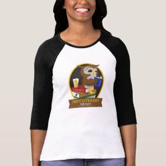 ¡Arrastre de Pub literario de Indianapolis - Camiseta