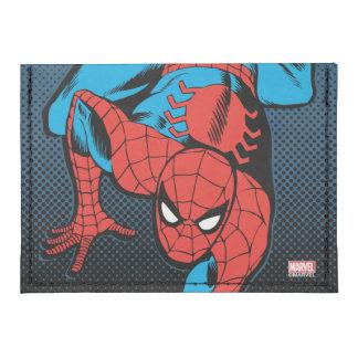 Arrastre retro de la pared de Spider-Man Tarjeteros Tyvek®