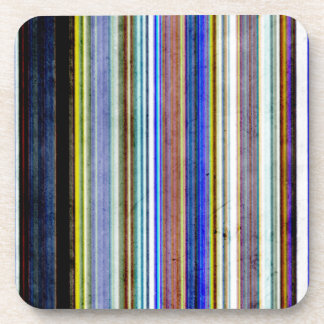 Array of Textured Colors 2 Coaster