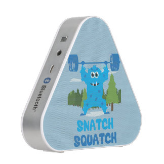Arrebatamiento Squatch Altavoz Bluetooth