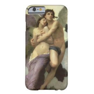 Arrebato por Bouguereau, ángel del Victorian del Funda De iPhone 6 Barely There