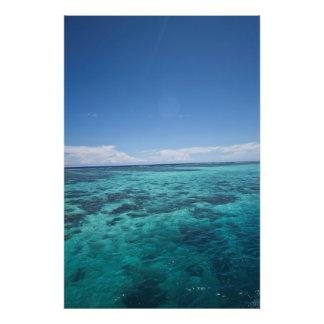 Arrecife de coral de Fiji Fotografía