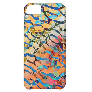 Arrecife de coral funda para iPhone 5C
