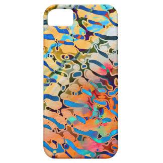 Arrecife de coral funda para iPhone 5 barely there