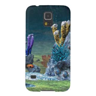 Arrecife de coral impresionante funda para galaxy s5