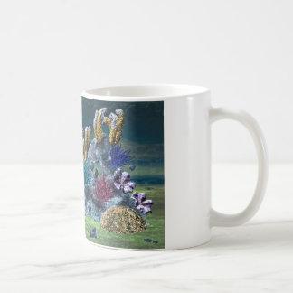 Arrecife de coral impresionante taza de café