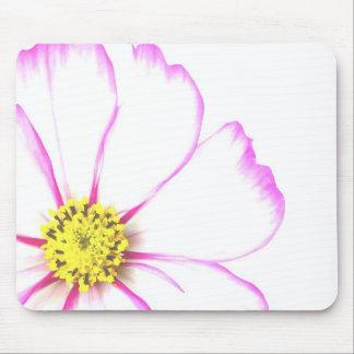 Arreglado en rosa tapete de ratones