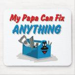 Arreglo cualquier cosa papá alfombrilla de raton