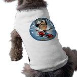 Arreglo del mitón él - auto ropa para mascota