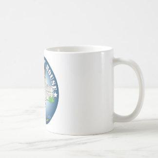 Arreglo del mitón él - Casa Blanca Taza De Café