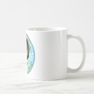 Arreglo del mitón él - Condi excepcional Taza De Café